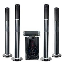 speakers big. home theater systems 5.1 channel tower speaker big bass speakers for