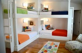Corner Bunk Beds Home Design Ideas, Pictures, Remodel and Decor