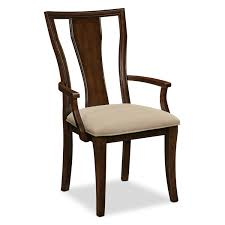 dining room chairs with arms for design ideas on sloping arm leather dining chair