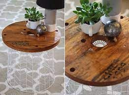 budget friendly diy side table ideas