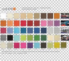 Adexpo Textile Cotton Color Chart Millimeter Png Clipart