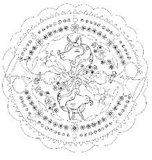 Mia And Me Free Coloring Page Onchao Mia And Me