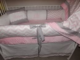 baby bedding girl crib set with light