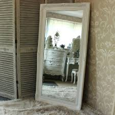 extra large vintage picture frames extra large white wall floor ornate mirror bedroom hall living room