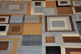 surprising brown and blue rug light area designs