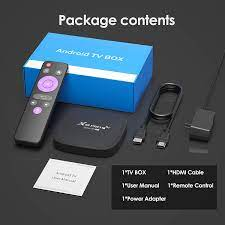 Buy Android 10.0 TV Box, X88 Pro T Android Box RAM 2GB ROM 16GB H313  Quad-Core Support 4K 2.4G/5.8G Dual WiFi HD 2.0 Ethernet Online in  Kazakhstan. B08SWF5GBS