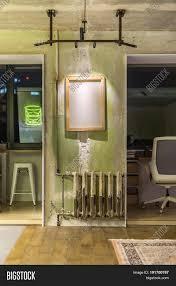 Interior Loft Style Image Photo Free Trial Bigstock