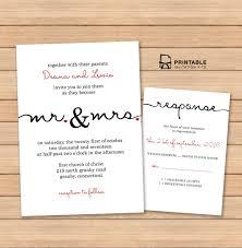 Free Templates For Invitations Printable Free Printable Wedding Invitations Pdf Download Them Or Print