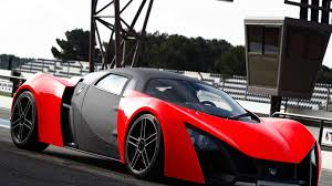 1080p hd wallpaper cars. Contemporary 1080p Marussia Red Sports Car  1080p HD Wallpaper  Wallpapers Source Intended Hd Cars