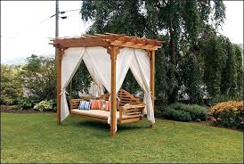 canopy swing outdoor bed canopy swing outdoor bed design canopy porch swing bed
