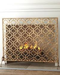 unique fireplace screens awesome single panel fireplace screen fireplace screens living with regard to single panel
