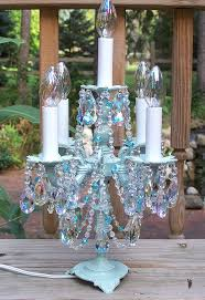 image of chandelier table lamps crystals also crystal beaded table chandelier lamp