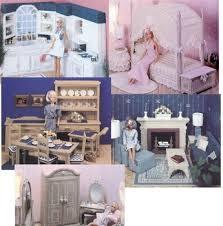 barbie furniture ideas. Craftdrawer Crafts: Plastic Canvas Fashion Doll Furniture Patterns And Ideas Barbie G