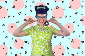 Hester Designs Meet Hester Sunshine The Queer Jewish Contestant On This