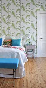 Palm Tree Bedroom Furniture Palmentapete Von Coleson Im Schlafzimmer Palm Tree Wallpaper In