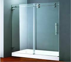 shower door frosted glass