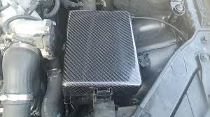 khartunerz carbon fiber fuse box covers for hyundai genesis coupe khartunerz carbon fiber fuse box covers for hyundai genesis coupe 2010