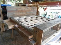 rustic platform beds with storage. Fine Platform Cool Diy Platform Bed With Storage Full Size Of Reclaimed Wood Inside Rustic Beds F