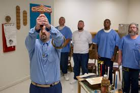 Prison Chaplain Job On Being Pagan In Prison The Revealer