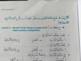 Soal, dan, jawaban, bahasa, indonesia, kelas, 5, sd, semester, 2 created date: Bahasa Arab Dasar Kelas 5 Sd Mi Latihan Soal Pilihan Ganda Youtube