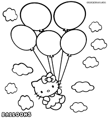 Small Picture Balloon Coloring Pages Wallpaper Download cucumberpresscom