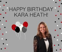 Happy Birthday, Kara Heath!! We're so... - Keller Williams Capital Realty |  Facebook