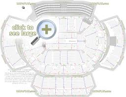 rows and seat numbers galerie philips arena atlanta seating chart