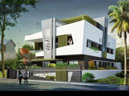 Exterior Rendering Model Decoration
