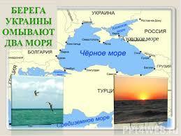 Чорне море Моря України реферат Сторінка Реферати  Моря україни реферат