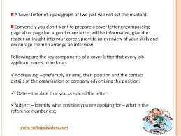 Online Job Cover Letter 4 Write A Letter About Yourself Online Job Application