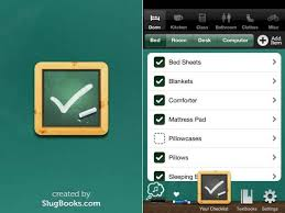 College Packing List App Tech Alert Apps That Will Help You Prep For College