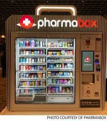 Sephora Vending Machine Stunning Automated Retail Machines Are The Sales Channel Of The Future