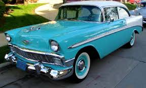 1956 chevrolet bel air 2 door 4 door