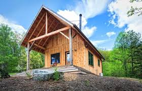 designing and furnishing your small timber frame home