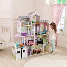 wooden barbie doll house furniture. KIDKRAFT GRAND ESTATE WOODEN GIRLS DOLLS HOUSE FURNITURE FITS BARBIE DOLLHOUSE Wooden Barbie Doll House Furniture O