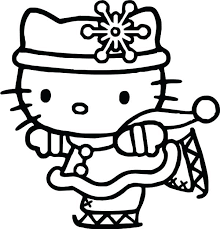 Princess Kitty Coloring Pages Hello Kitty Coloring Pages Free