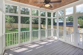 disadvantages of screened in porches