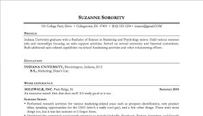 linkedin resume examples
