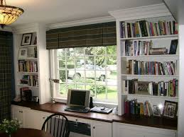sunroom office ideas. sunroom office w mahogany countertop ideas p