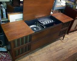 record player furniture. 1967 clairtone 711 midcentury danish record player console cabinet amfm stereo furniture d