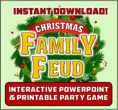 Christmas Program Theme Christmas Dinner Party Games And Ideas