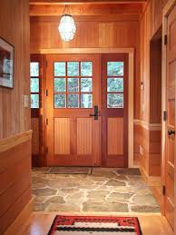 hardwood floor transition rustic entry by battle associates architects hardwood floor transition to ceramic tile