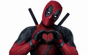 Free download Awesome Deadpool Heart ...