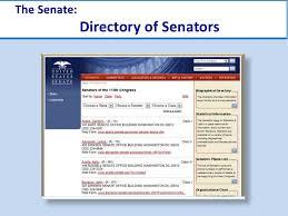 The Senate: U/S Mike Johanns