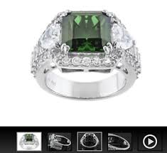 image is loading charles winston for bella luce 14 97ctw emerald