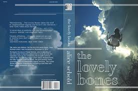 book cover design the lovely bones book cover design book  book cover design the lovely bones