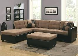 exotic big lots leather sectional black couch corner sofa