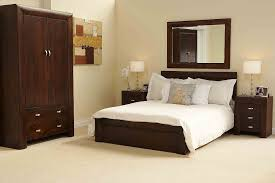 black wood bedroom furniture. Simple Furniture Details About Michigan DARK WOOD Bedroom Furniture 5u2032 KING SIZE BED And Black Wood W