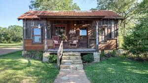 tiny texas houses. The Cowboy Cabin | Tiny Texas Houses S