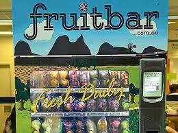 Fresh Fruit Vending Machines Mesmerizing Fresh Fruit Vending Machine Best Machine 48
